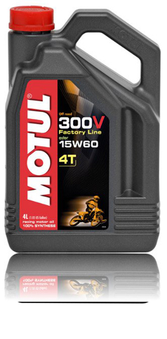 MOTUL 300V 4T OFF ROAD 15W60
