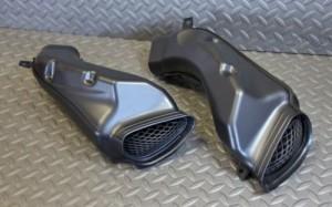 Воздуховоды на Suzuki GSXR 600/750