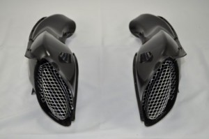 Воздуховоды для Suzuki gsxr 600/750