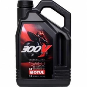 Масло для мотоцикла Motul 300V 15W50
