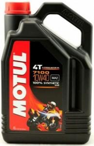 Масло для мотоцикла Motul 7100 10W-40