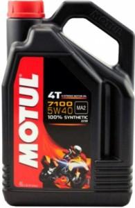 Масло для мотоцикла Motul 7100 5W-40
